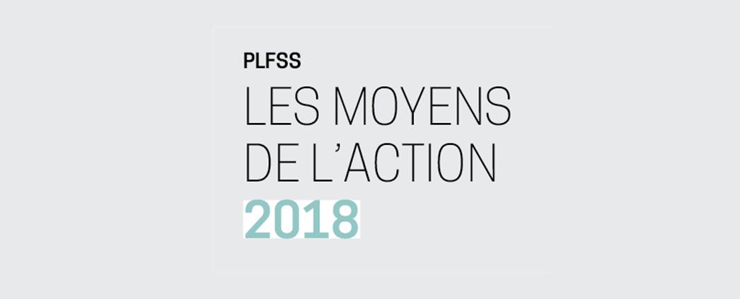 plfss 2018 solidarit u00e9 et  u00e9conomies