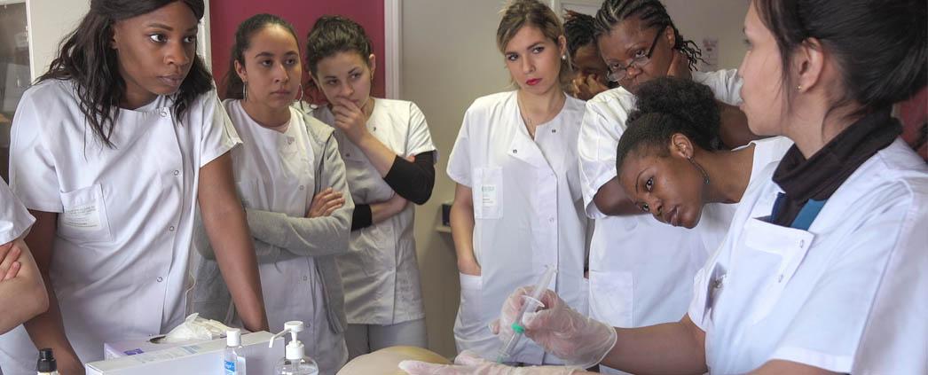 u0026quot de chaque instant u0026quot    l u0026 39 apprentissage des infirmiers au
